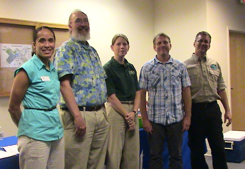 Oil spill seminar - FL habitats - 2